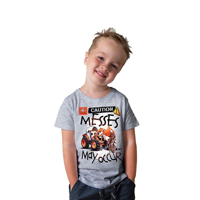 Kubota Kids Messes T-Shirt
