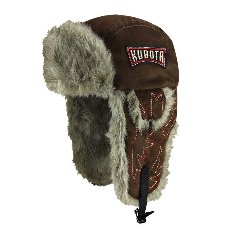 Kubota Leather Cowboy Trapper
