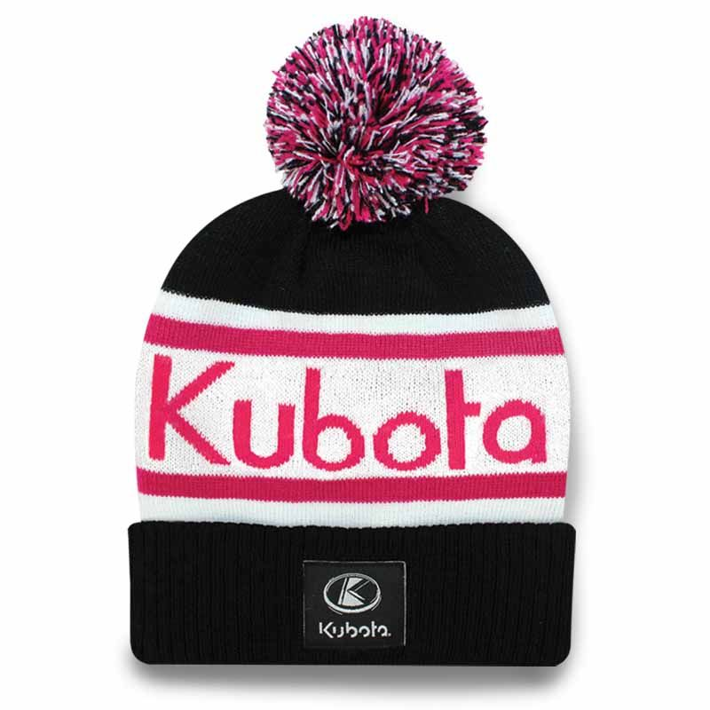 Kubota Toque Ladies with Pom Pom
