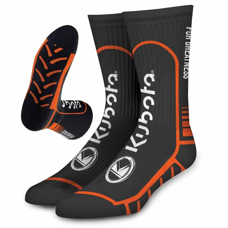 Kubota Sport Socks - Groundwork for Greatness
