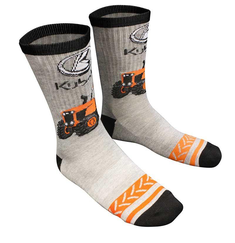 Kubota Tire Tread Socks