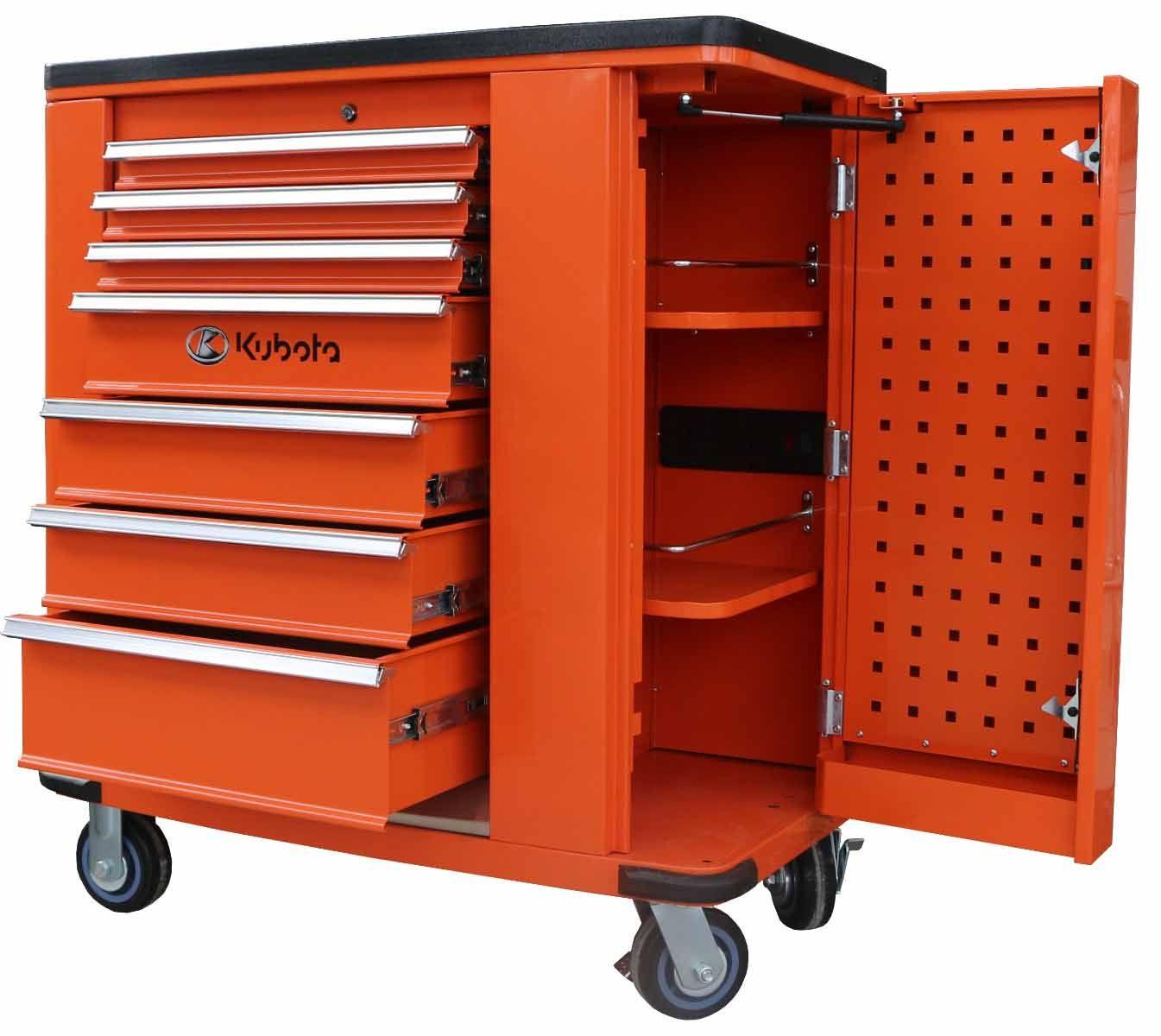 Kubota Professional rolling tool chest