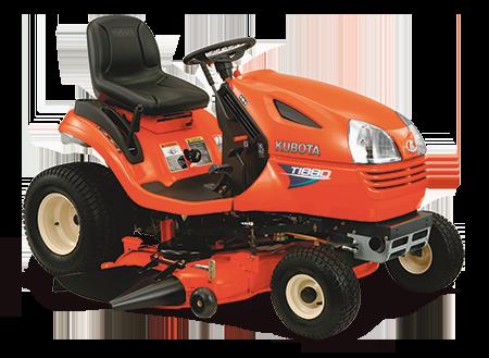 Kubota T1880 Garden Tractor