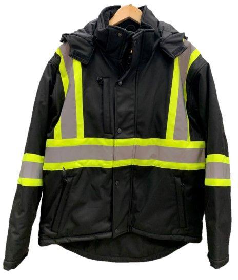 Kubota Heated Jacket Softshell Black