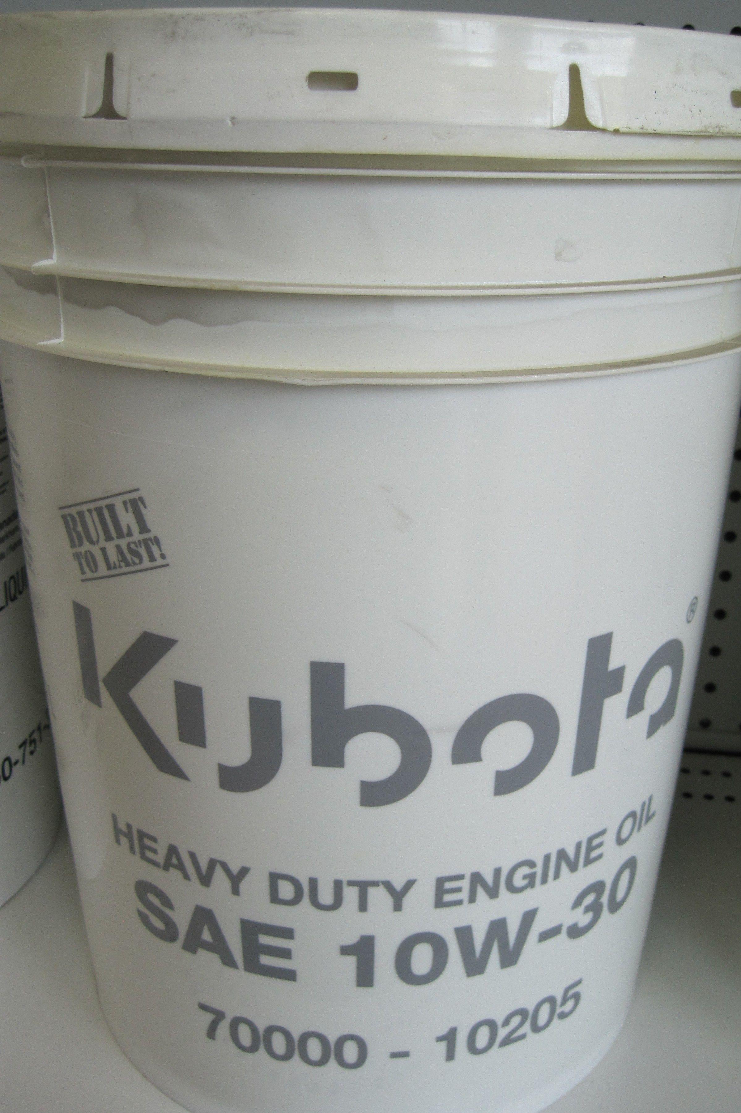 Kubota Premium UDT Hydraulic Transmission Fluid (19L) | Lawn