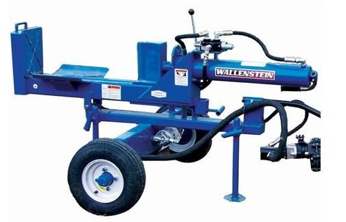 BCS Log Splitter Attachment