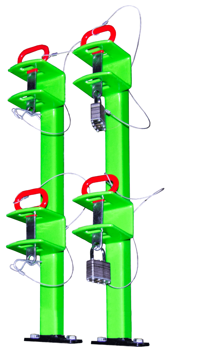 Classic Series Trimmer Rack by Green Touch LA011