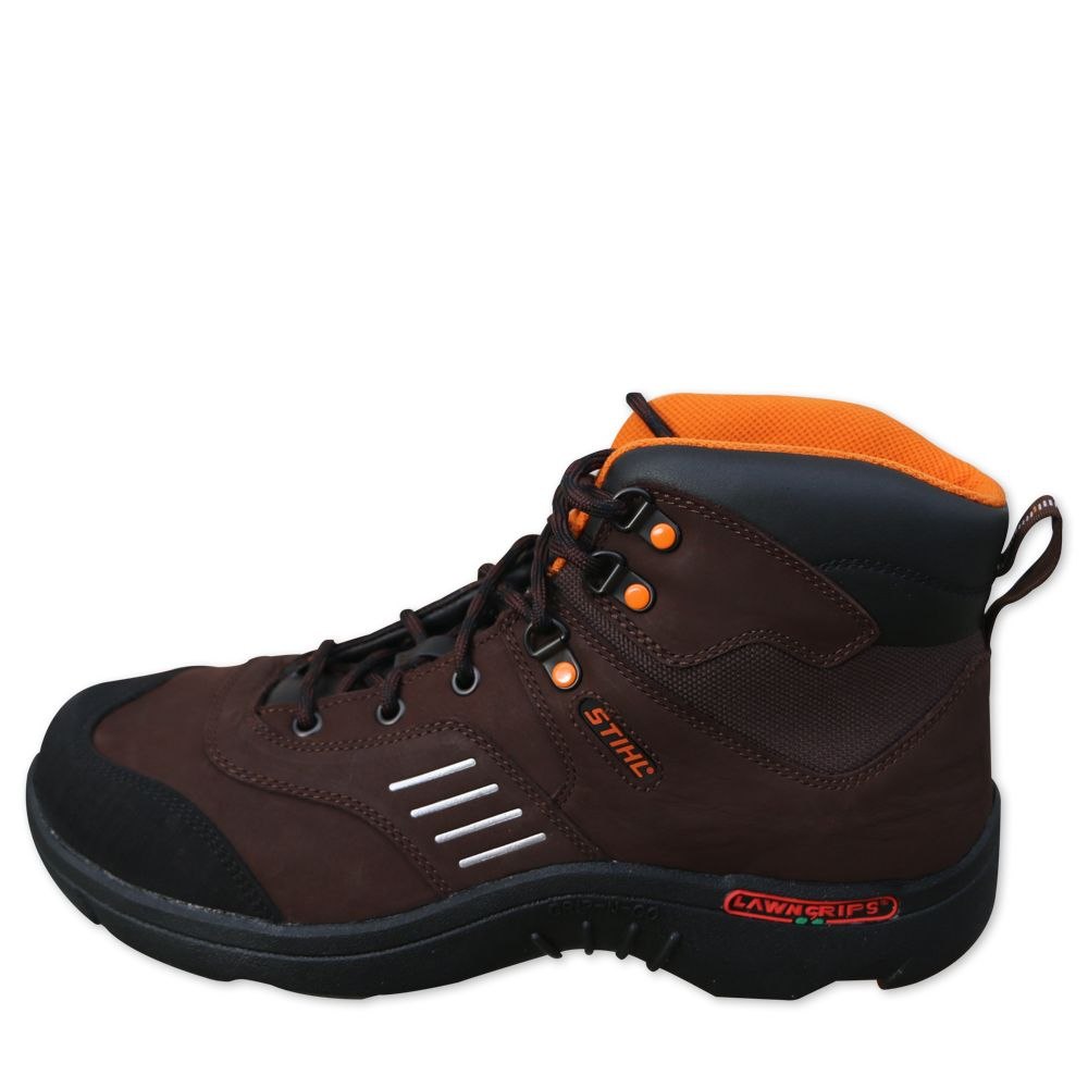 "STIHL LawnGrips® Pro 6"" Safety Boots"
