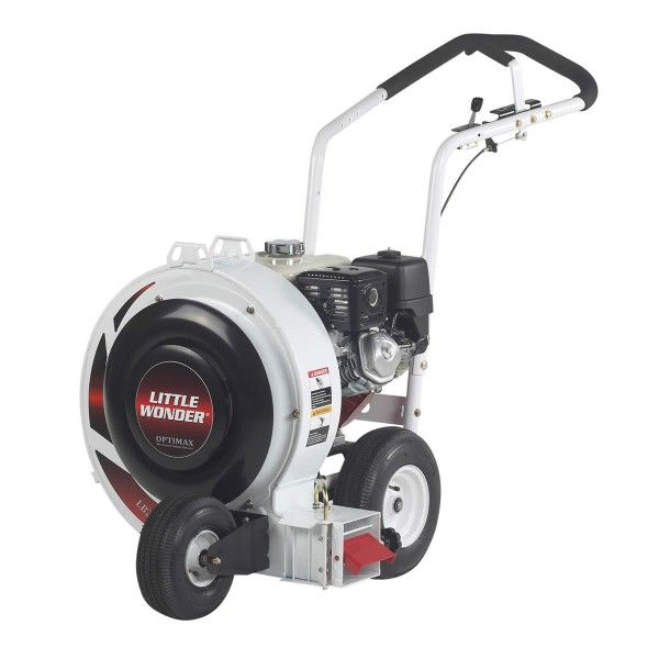 Little Wonder 570cc Vanguard Walkbehind Optimax Push Blower