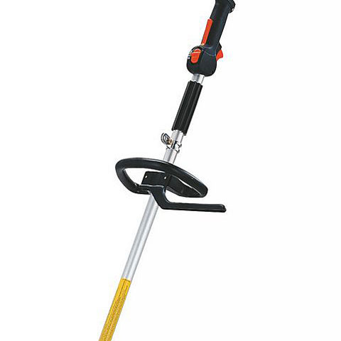 Loop handle is ideal for working in areas where space is limited.