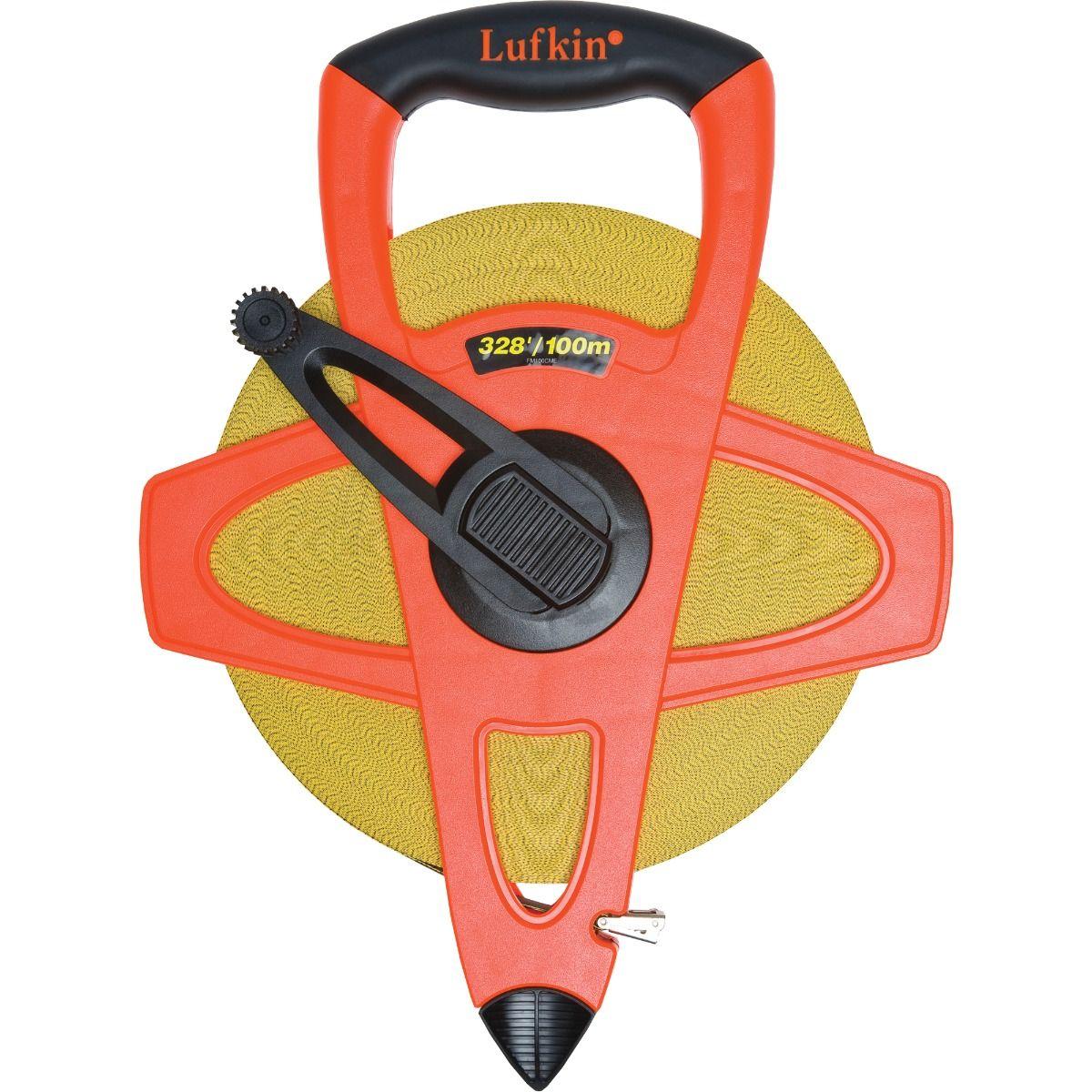 Lufkin Measuring Tape 1/2 inch wide by 100 feet long