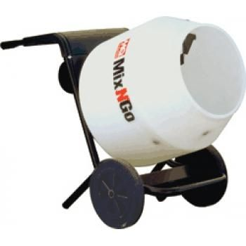 Multiquip Poly Drum Mix N Go Concrete Mixer