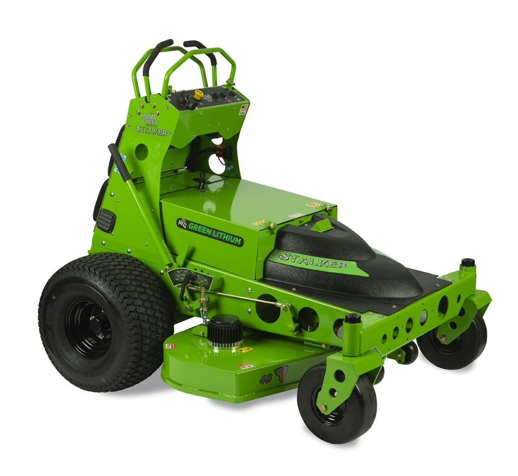 Mean Green SK-48 Commercial Stand On Electric Mower