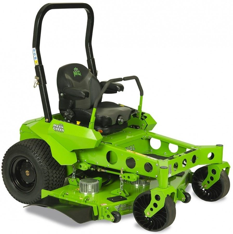 "Mean Green Rival-60 Zero Turn Mower 60"" Industrial Package"
