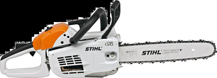 STIHL MS 201 Arborist Chainsaw