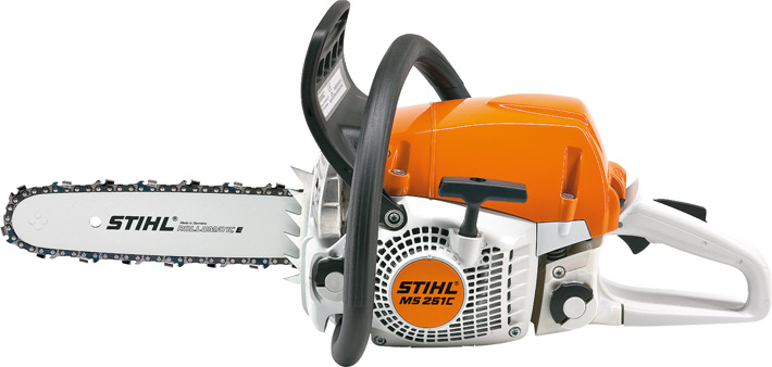 MS 251 C-BE STIHL saw