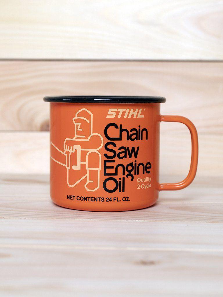 STIHL Enamel Mug