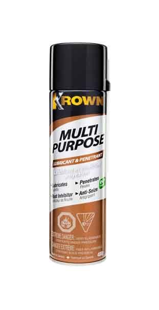 Krown Multi-Purpose Lubricant & Penetrant