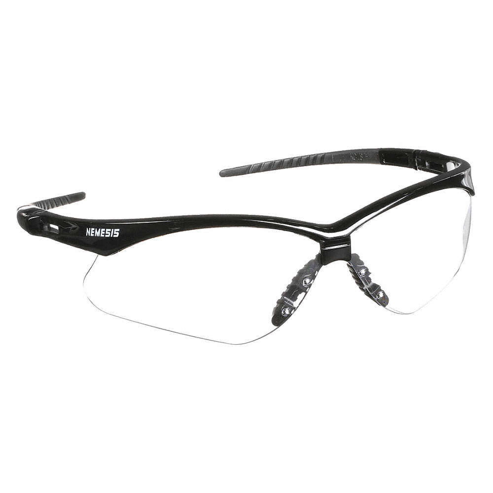 Nemesis Safety Glasses Clear Lens