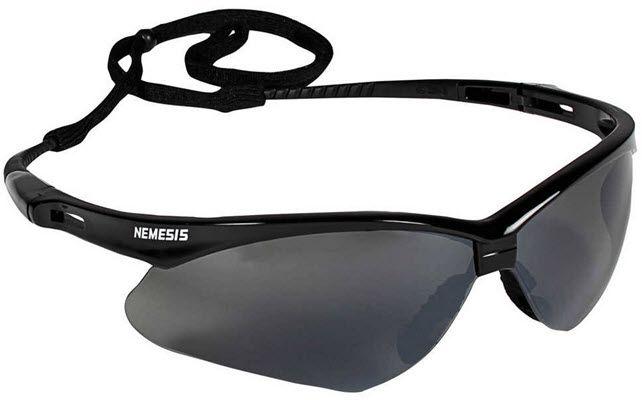 Nemesis Safety Glasses SmokeLens