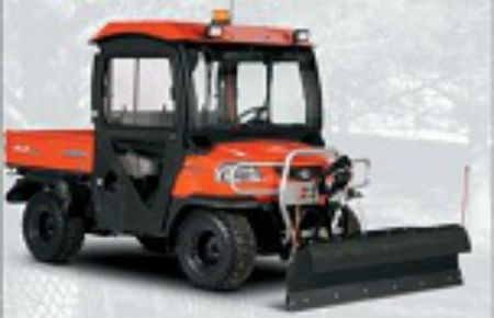Kubota V4208A Light Duty Front Blade