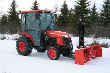 Kubota B2782A B Series Snowblower