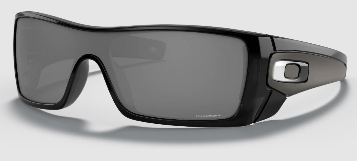 Oakley Batwolf Prizm Sunglasses in black