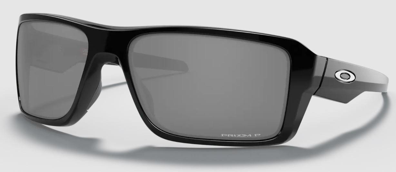 Oakley Double Edge Prizm Polarized Glasses in Black