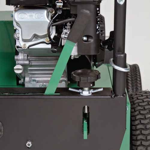 Auto Drop System - Automatically starts and stops seed drop with reel engagement and disengagement, conserving valuable seed.