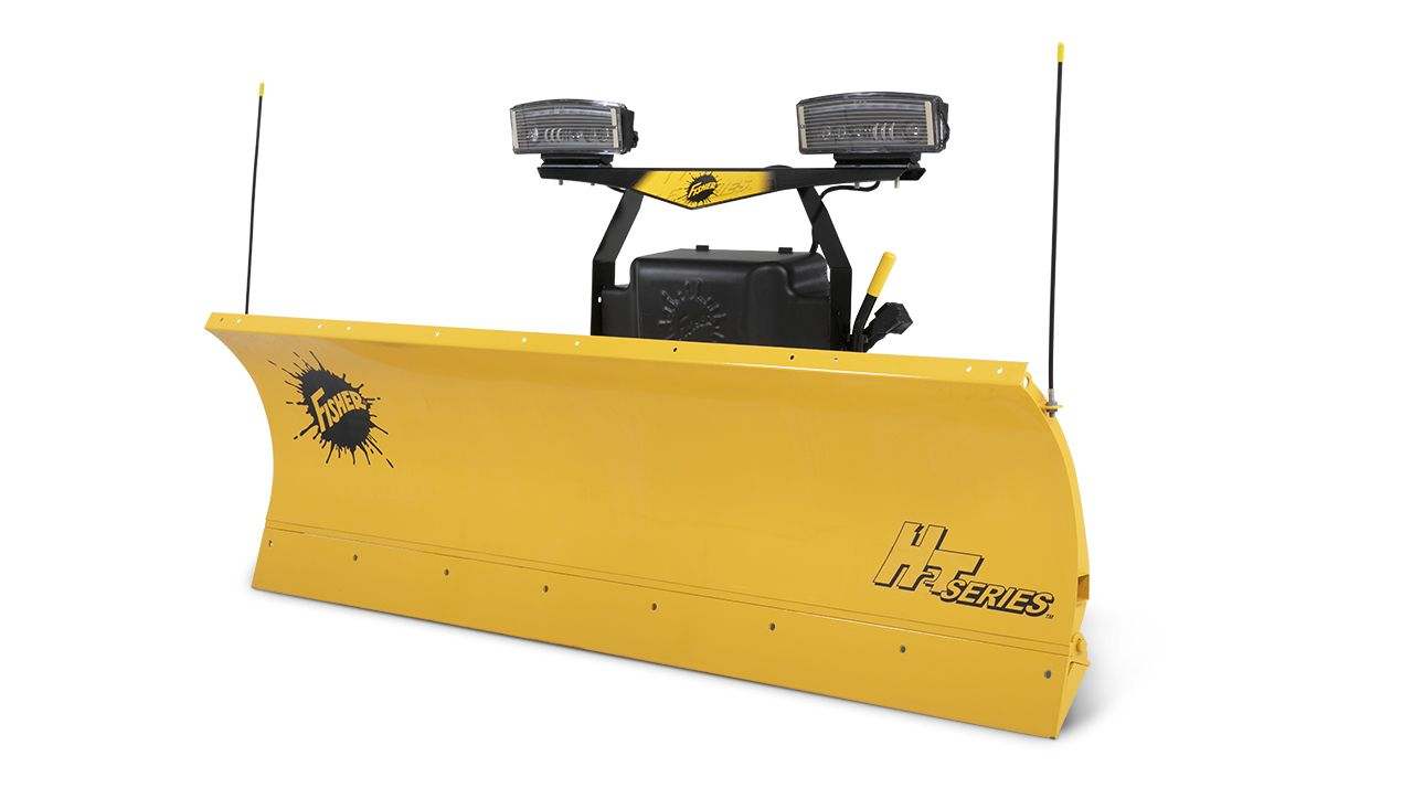 "Fisher 7'5"" HT MS Plow"