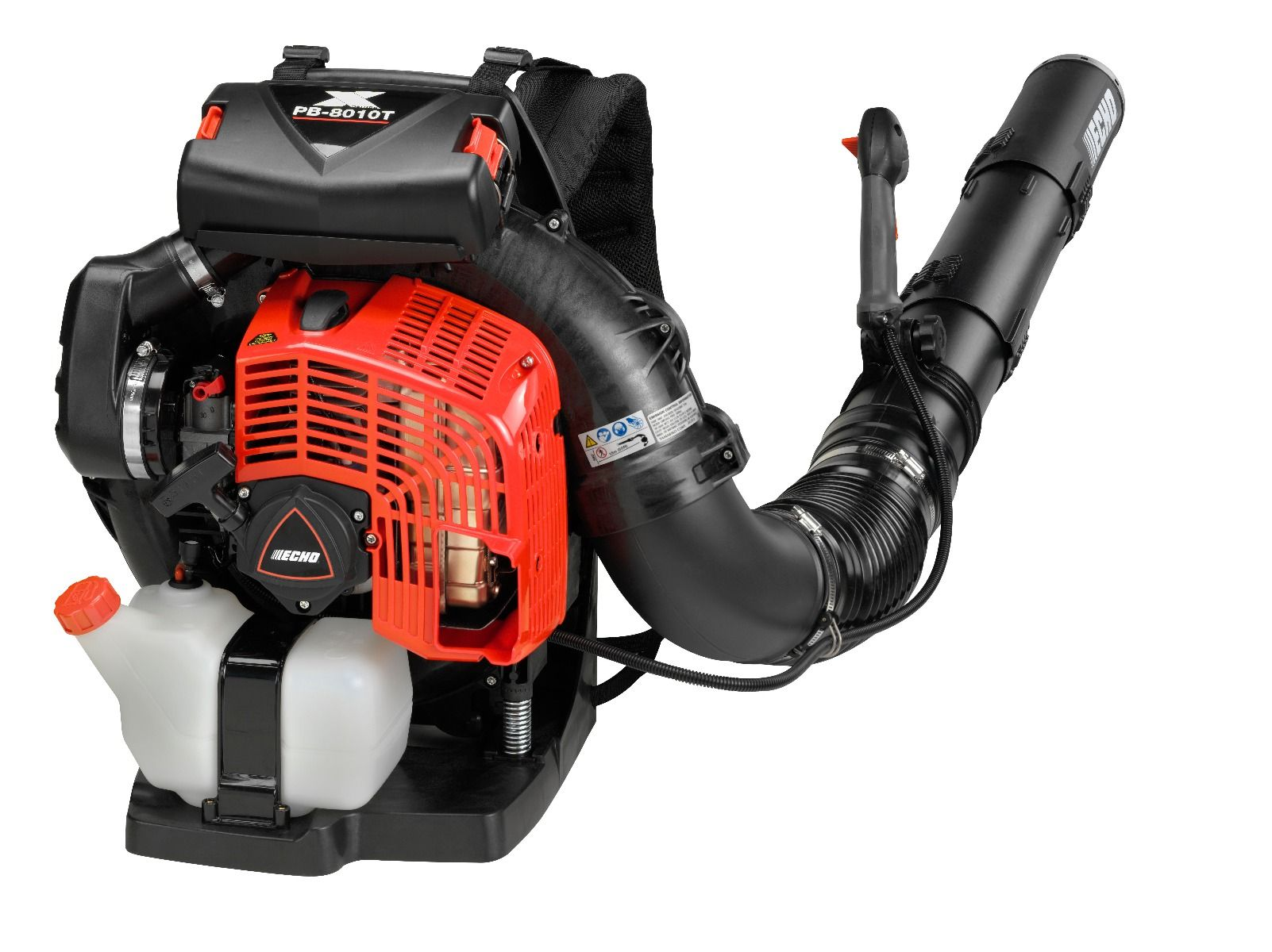 ECHO PB-8010T Backpack Blower with Tube-Mounted Throttle