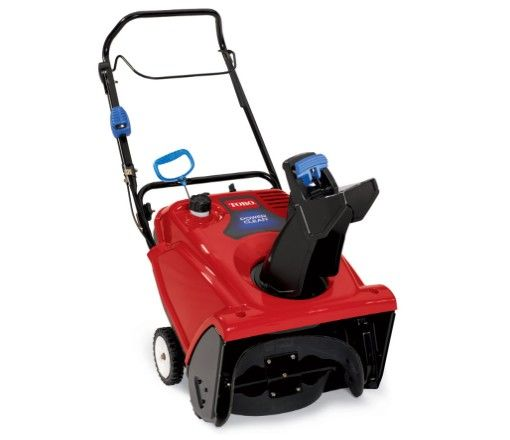 Toro 38744 Power Clear 721QZE Single Stage Snowblower with Electric Start