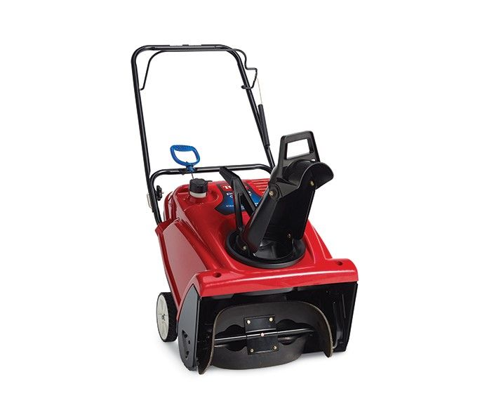 Toro 721E electic start power clear snowblower