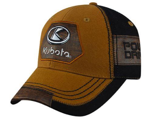 Kubota mens hat - Power Driven