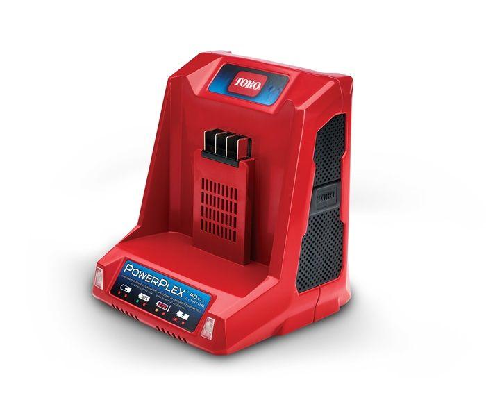 Toro 88542 PowerPlex® 40V Max Li-Ion Battery Quick Charger