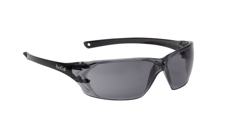 Bolle Safety Glasses Prism Smoke