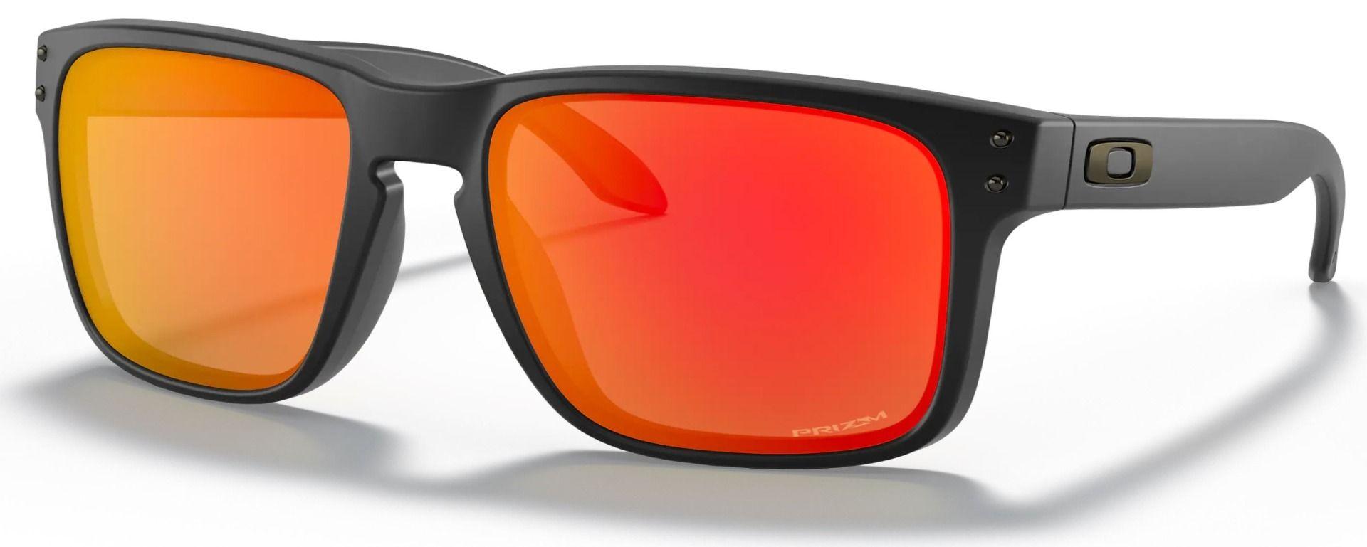 Oakley Holbrook Sunglasses Prizm Ruby