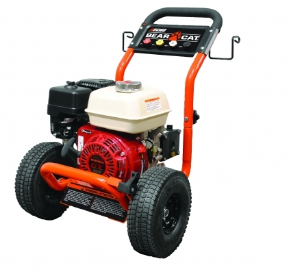 BearCat PW3000 Gas-Powered Pressure Washer