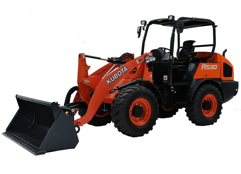 R530 Wheel Loader from Kubota