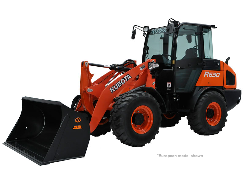 Kubota R630C Wheel Loader