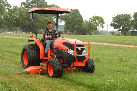 Kubota RC72-38 L Series Mower
