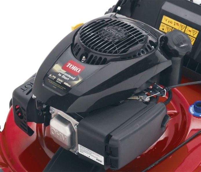 Kohler® OHV Engine with Auto Choke