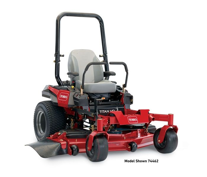 Zero-Turn Mower Kohler 23 HP Engine
