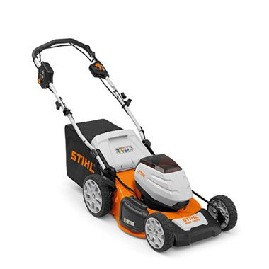 STIHL RMA 460 V Battery Powered Self Propelled Lawn Mower