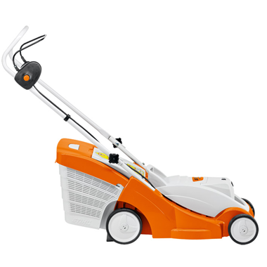 Side view of STIHL RMA 370