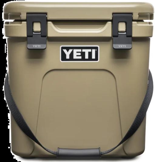 YETI Roadie 24 Hard Cooler-Desert Tan