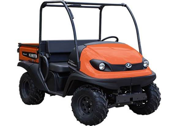 Kubota RTV400CI-H Utility Vehicle