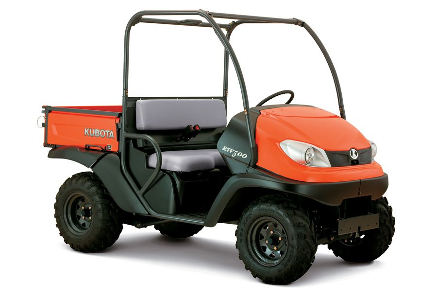 Kubota RTV500R-A 15.8HP Utility Vehicle