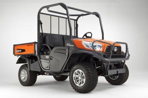 Kubota RTV1120D Utility Vehicle