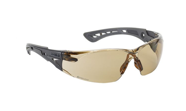 Bolle Safety Glasses RUSH+ Twilight